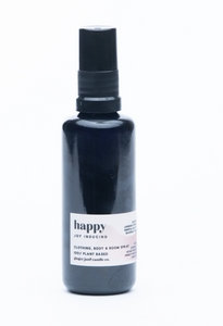 HAPPY • plant based hydrosol spray