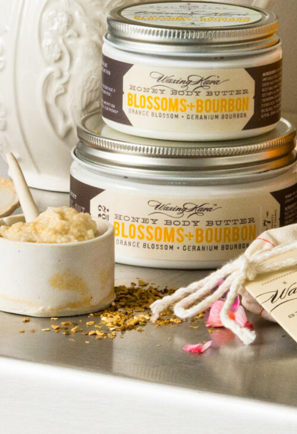 Blossoms Bourbon Body Butter