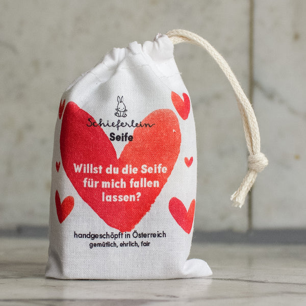 Schieferlein Seife Love Edition