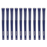 Full Chioce Golf Grips, Standard/Midsize, Golf Grips Set of 10, Anti-Slip Rubber Golf Club Grips
