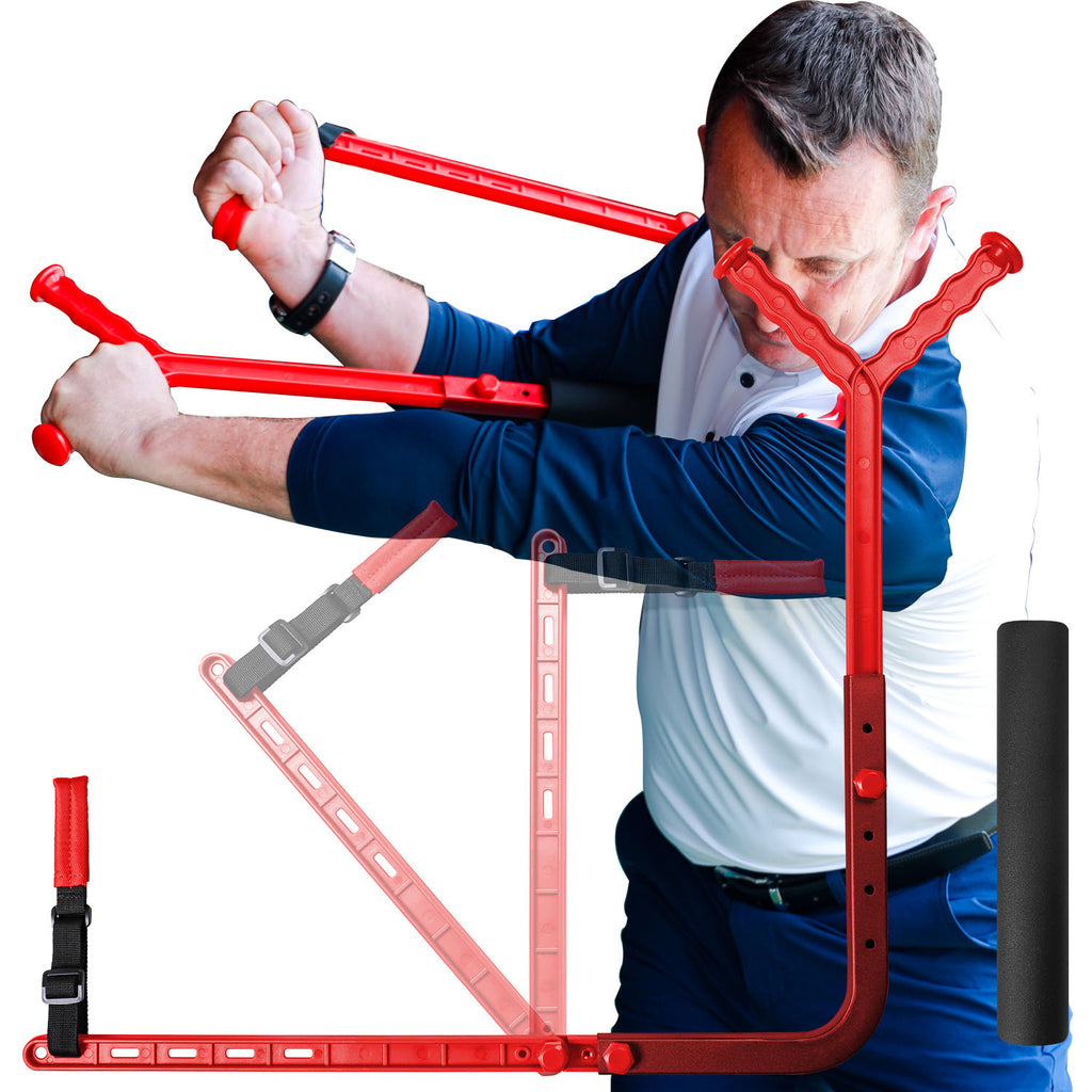 Golf Swing Practice Trainer aids Tool Posture