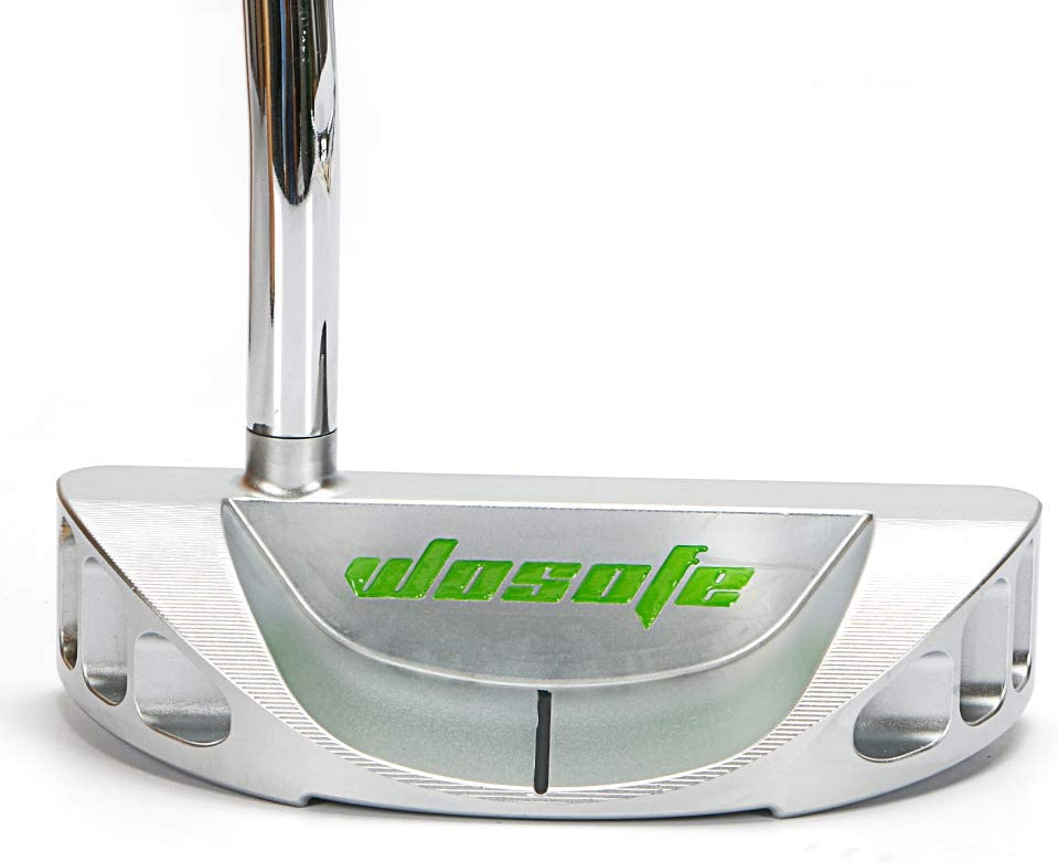 Golf Putter for Mens Right Hand disc Exquisite Sculpture Straight-in Ball Rod PRO-X1