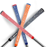 wosofe Golf Grips Set Iron Club for Mens Large Full Cord Technology Soft Rubber Material Non-Slip