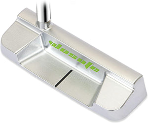 Golf Putter Mens CNC Vacuum Electroplating with Bright Luster