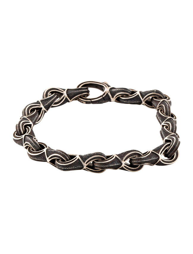 David Yurman Armory Small Link Bracelet - Majesty Jeweler