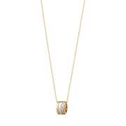 Georg Jensen Fusion Necklace - Majesty Jeweler