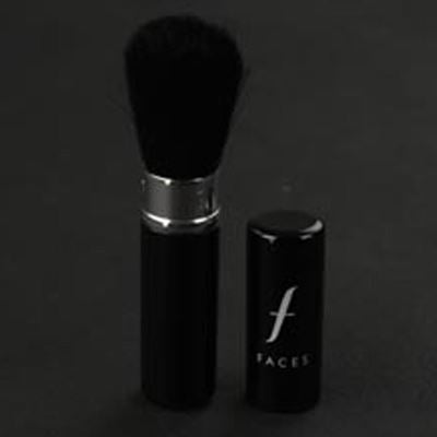 Retractable Rouge Brush-Black