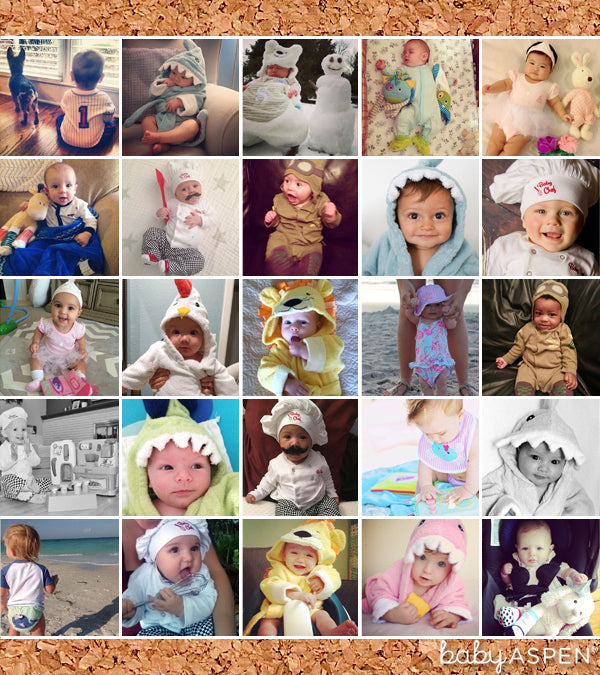 Fan Friday | Baby Aspen Fans | Baby Aspen Blog