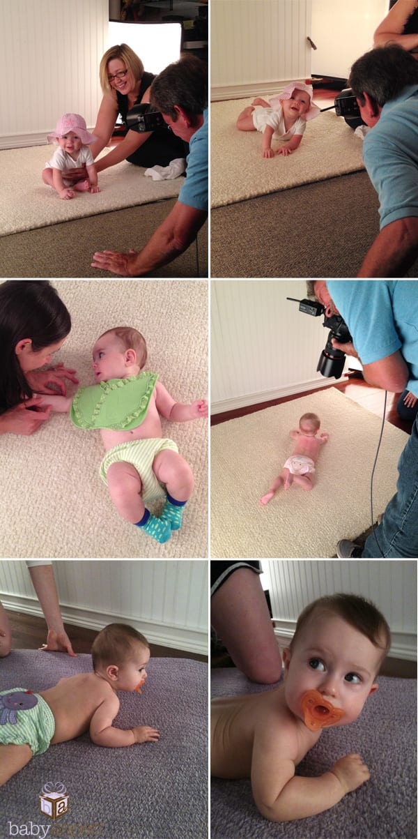 Behind the Scenes at Baby Aspen