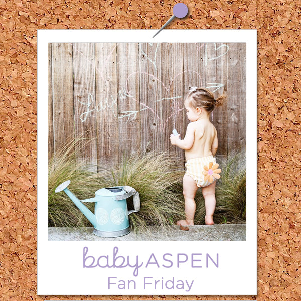 Baby Aspen Fan Friday: First Day of Spring
