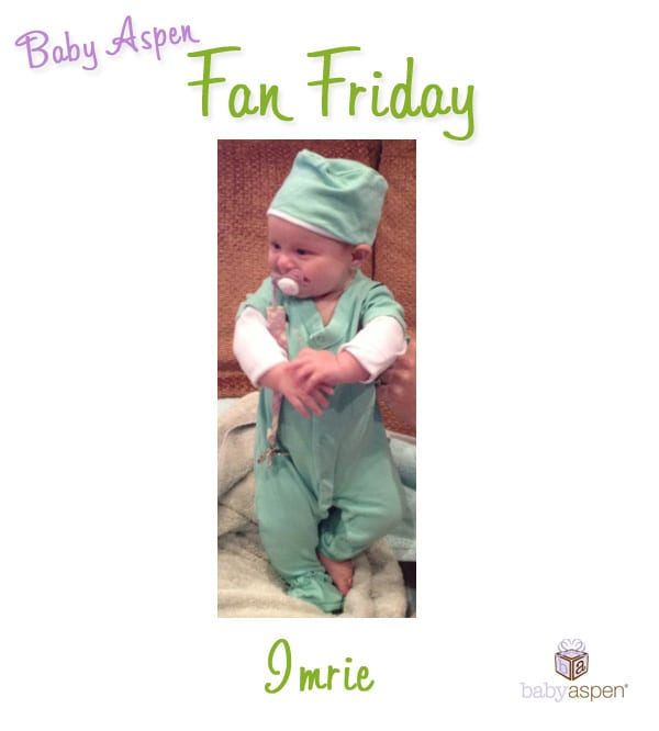Fan Friday: Baby M.D.