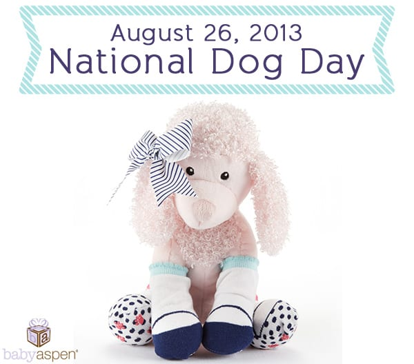 Its National Dog Day!