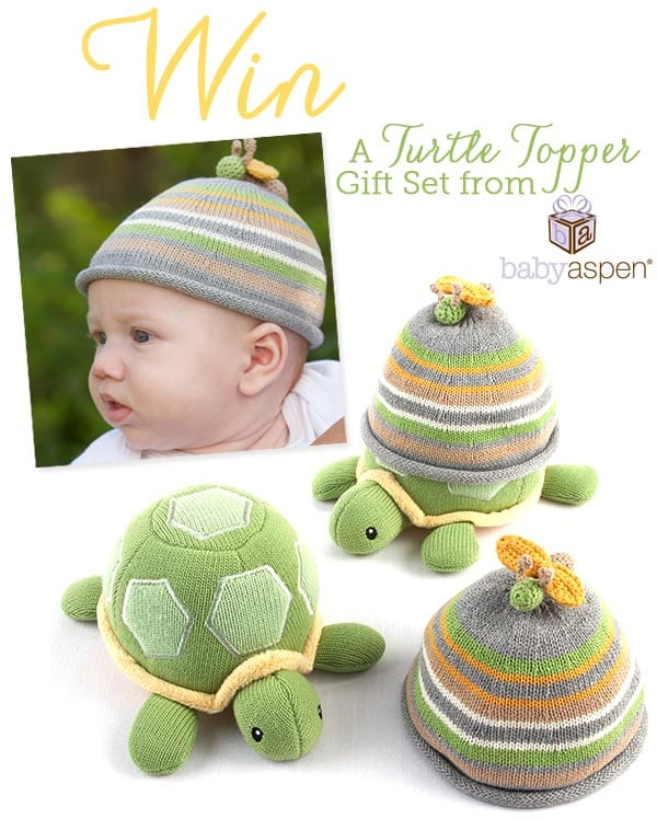 Bundle That Baby! Turtle Topper Giveaway!