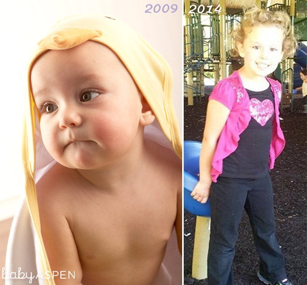 Throwback Thursday | #TBT | Baby Aspen | Baby Gifts