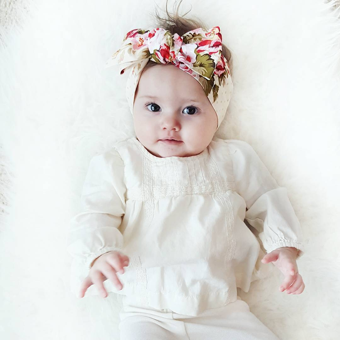 Everlie Rose | Trendiest Babies on Instagram | Baby Aspen