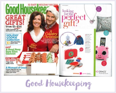 Good Housekeeping-Sock T Pus
