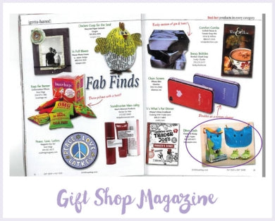 Gift Shop Magazine-Chomp & Stomp