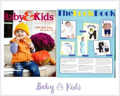 Baby & Kids Magazine-Cowboy Big Dreamzzz