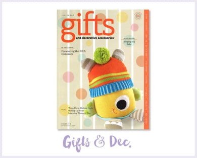 Gifts & Decorative Accessories-Cover Feature Cldye Closet Monster
