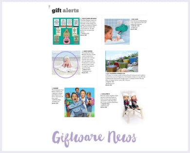Giftware News-Lullaby Bath Set
