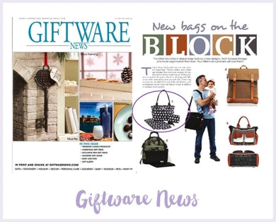 Baby and Kids Magazine-360 Signature Diaper Bags