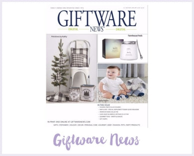 Giftware News-Cover Feature Elephant Plush Plus