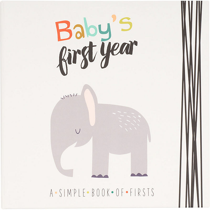 Baby Book via Paper Source | 6 Gifts New Moms Need - And Want | Baby Aspen