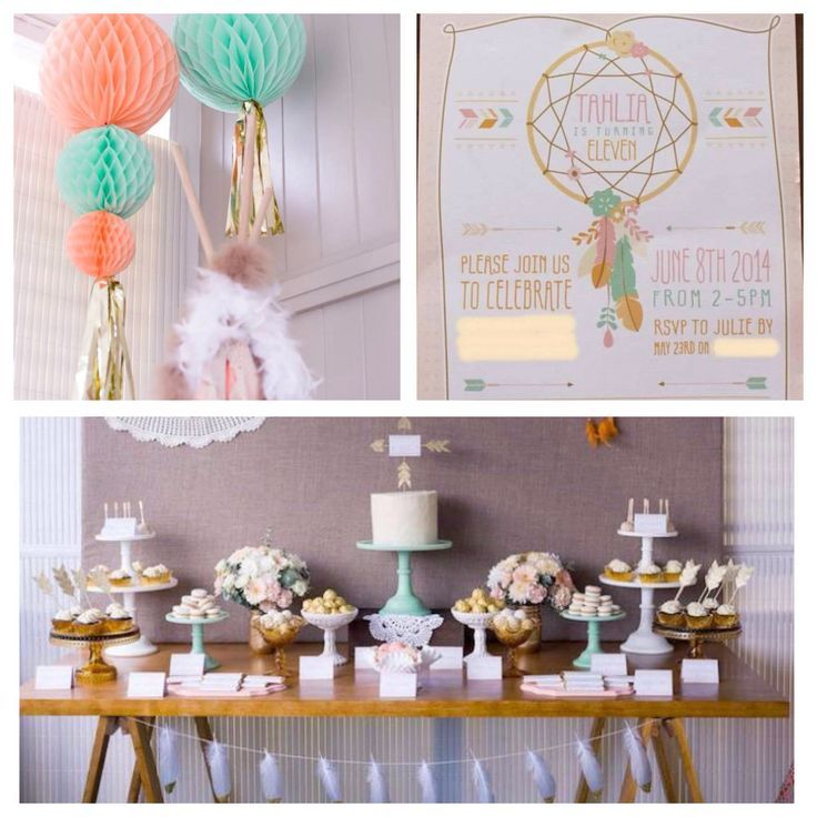 Aztec Birthday Party by Julie Harvey via Kara's Party Ideas