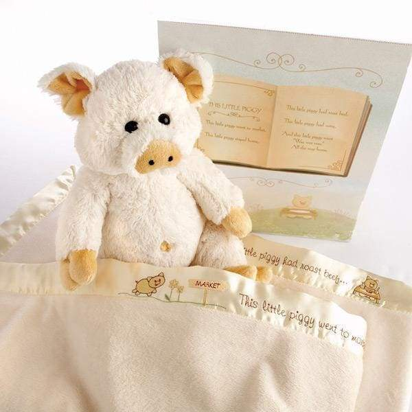Pig in a Blanket 2-Piece Gift Set (Personalization Available)