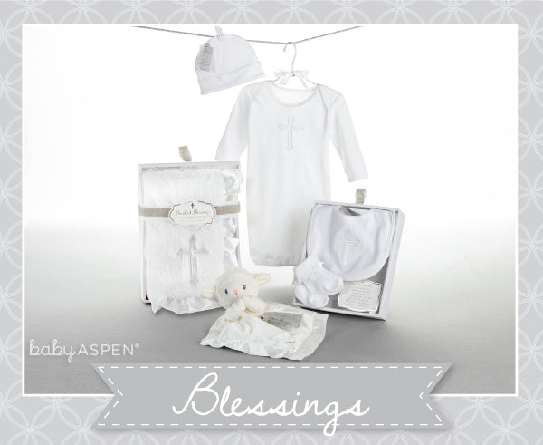 Baby Aspen Spring 2015 New Arrivals | Blessings Collection | Religious Themed Baby Gifts | Christening Gown