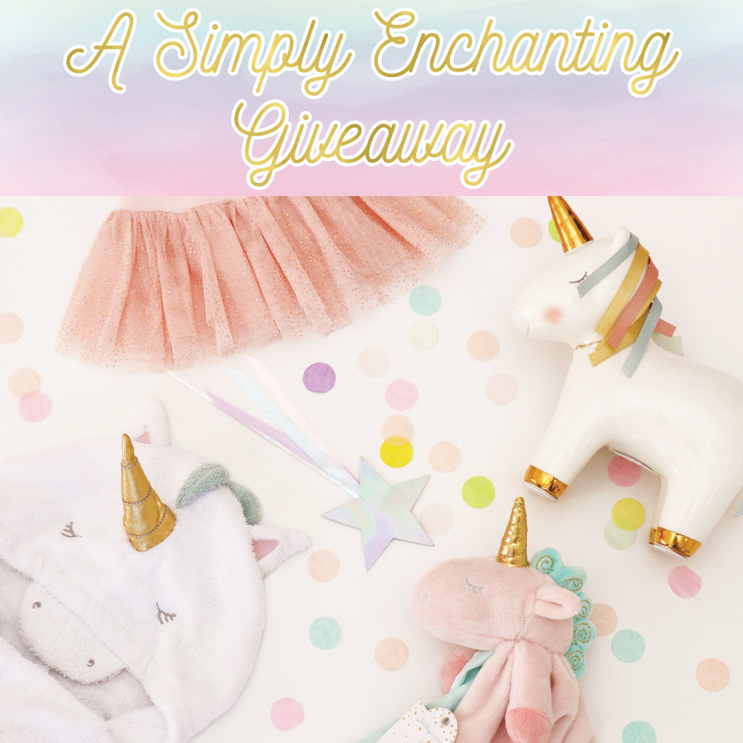 A Unicorn Filled Giveaway | Baby Aspen