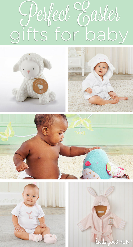 5 Perfect Easter Gifts for Baby | BabyAspen.com @BabyAspen
