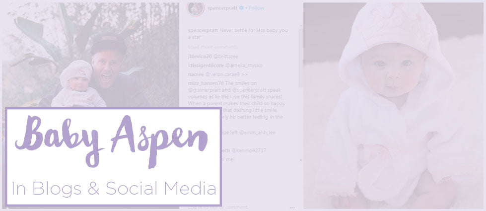 Baby Aspen Blogs and Social Media Mentions