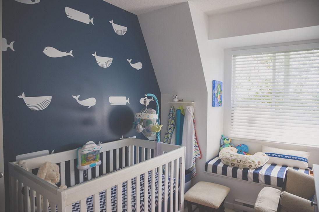 10 Modern Nursery Ideas For Your Little Man