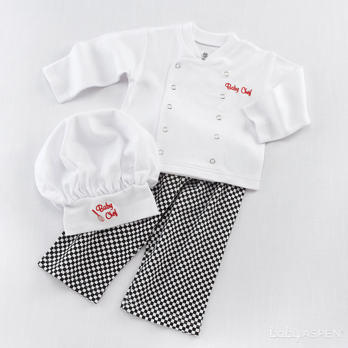 Mini-Me Outfits: Big Dreamzzz Baby Chef Layette Set