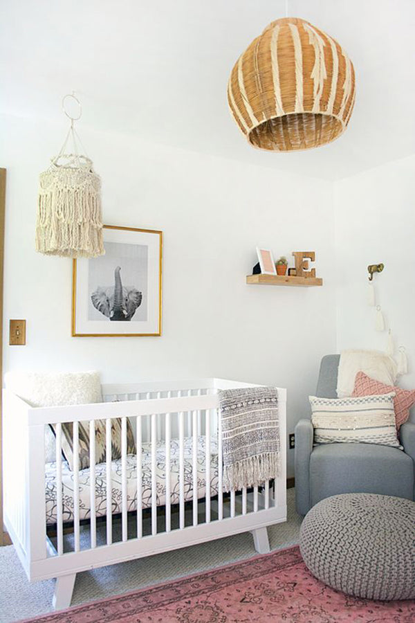 Gender Neutral Nursery | 5 Trendy and Unique Nursery Themes for 2017 | Baby Aspen