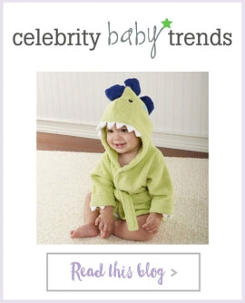 Celebrity Baby Trends - Dino Collection