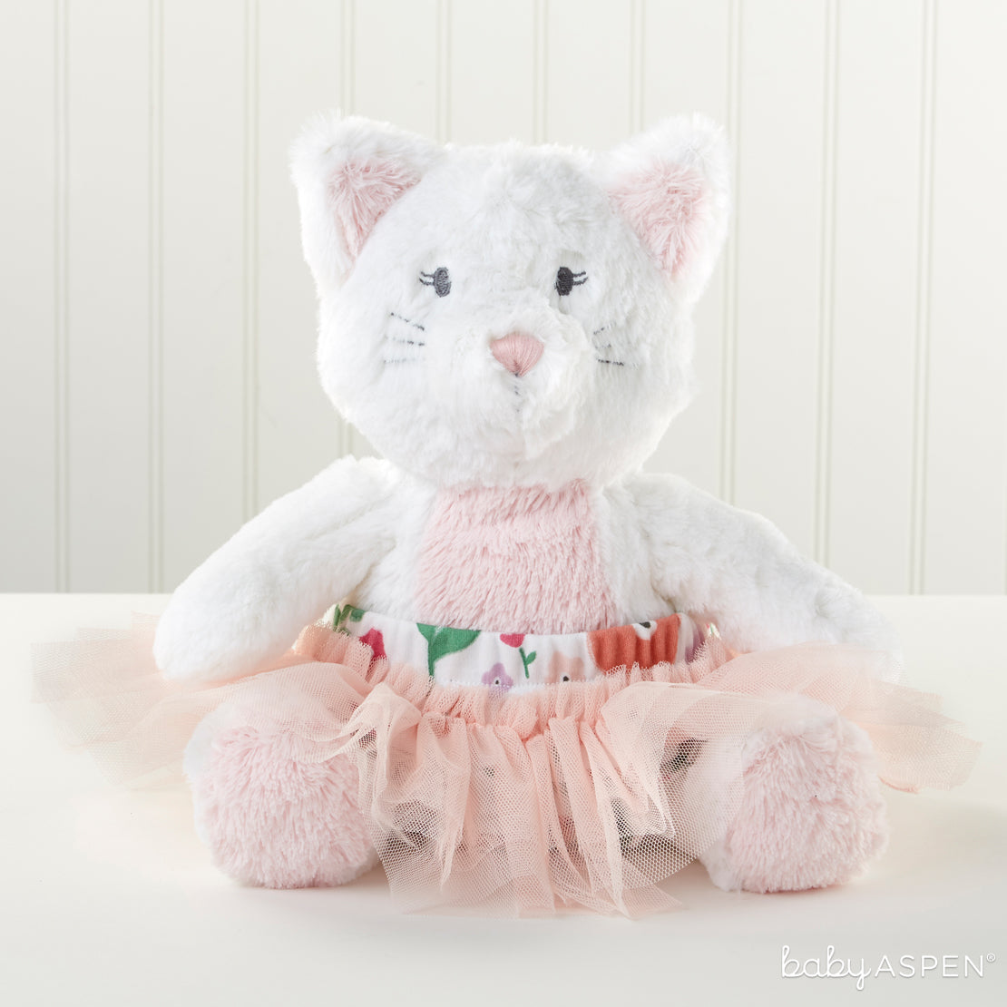 Chloe The Cat | Plush Friends Every Baby Will Love | Baby Aspen