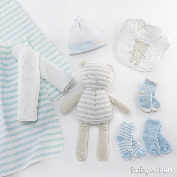 Blue Classic Collection | Baby Aspen