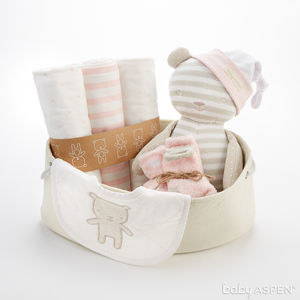 Pink Classic Gift Set | Baby Aspen