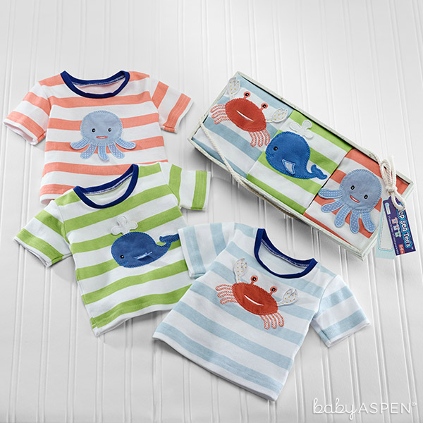 Deep Sea Baby T-Shirts | Baby Aspen