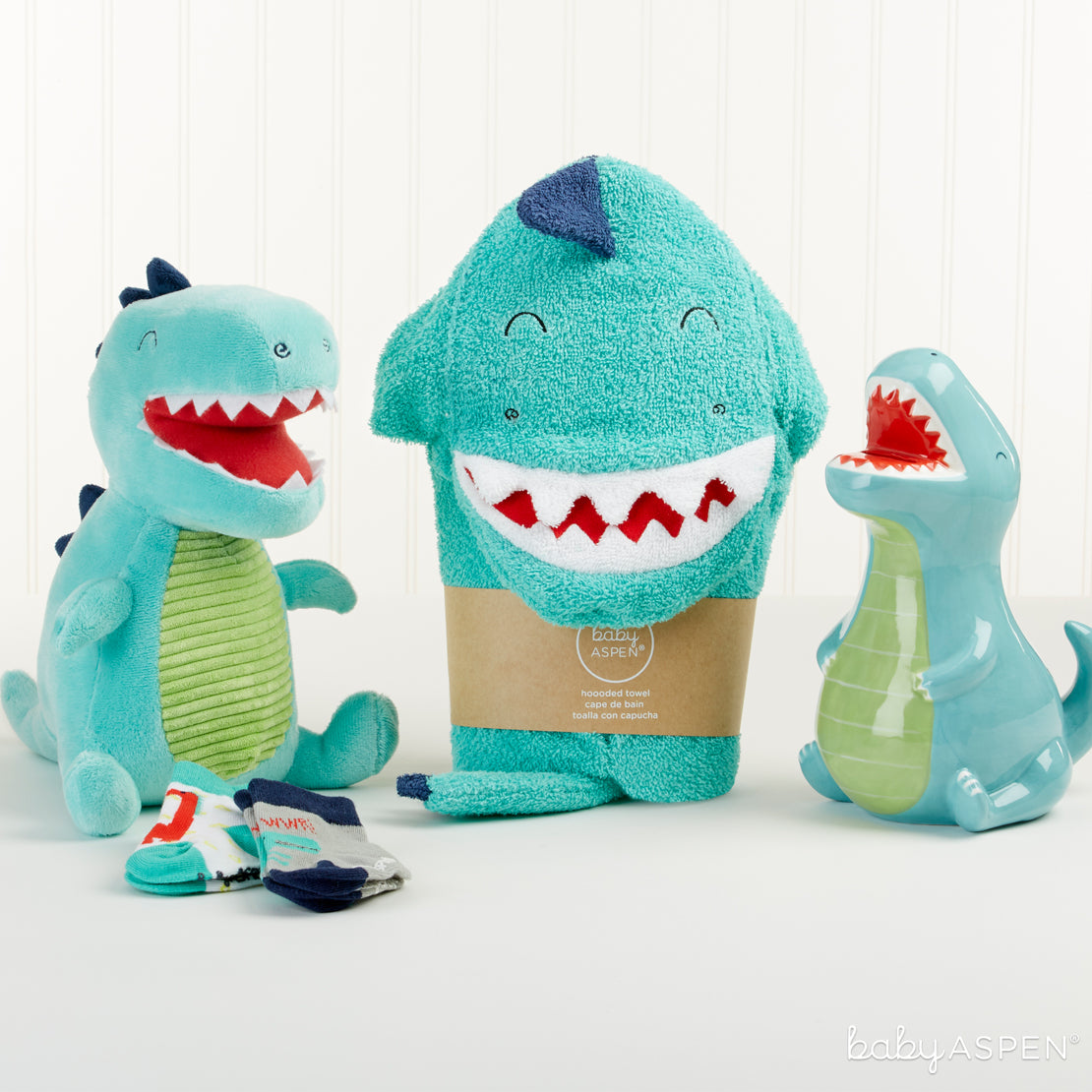 Dino Baby Collection | Dino-mite Gifts For Baby | Baby Aspen