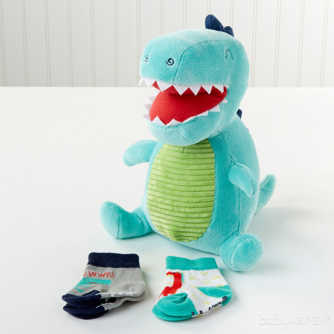Doug the Dino | Dino-mite Gifts For Baby | Baby Aspen
