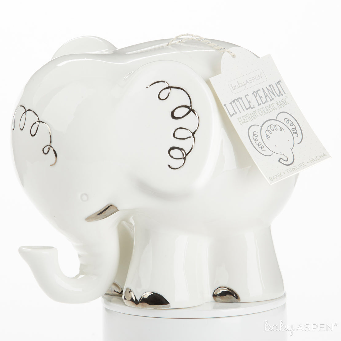 Elephant Bank | Sweet Elephant Themed Gifts For Your Little Peanut | Baby Aspen