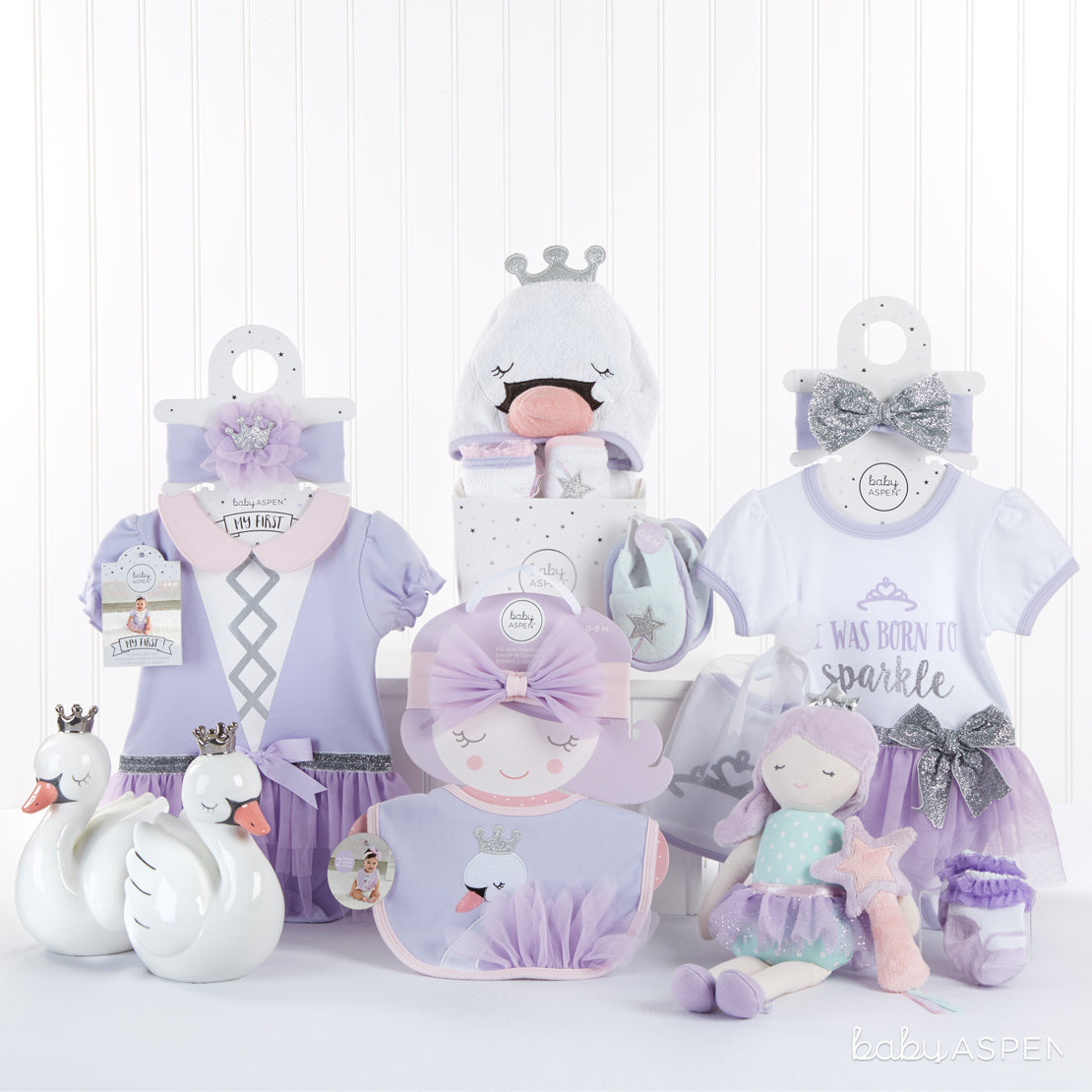 Fairy Princess Group Shot | Magical Gifts For Your Fairy Princess | Baby Aspen