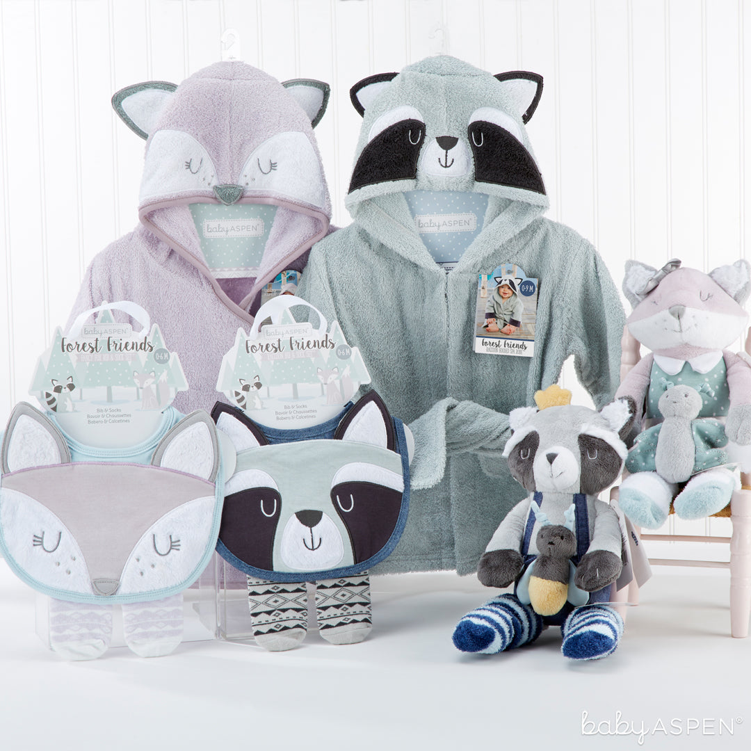 Forest Friends Collection   The Perfect Gifts For Your Little Forest Friend   Baby Aspen
