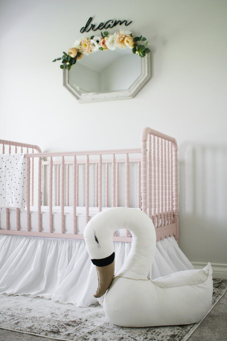 | Nursery Ideas Fit For a Swan Princess | Baby Aspen