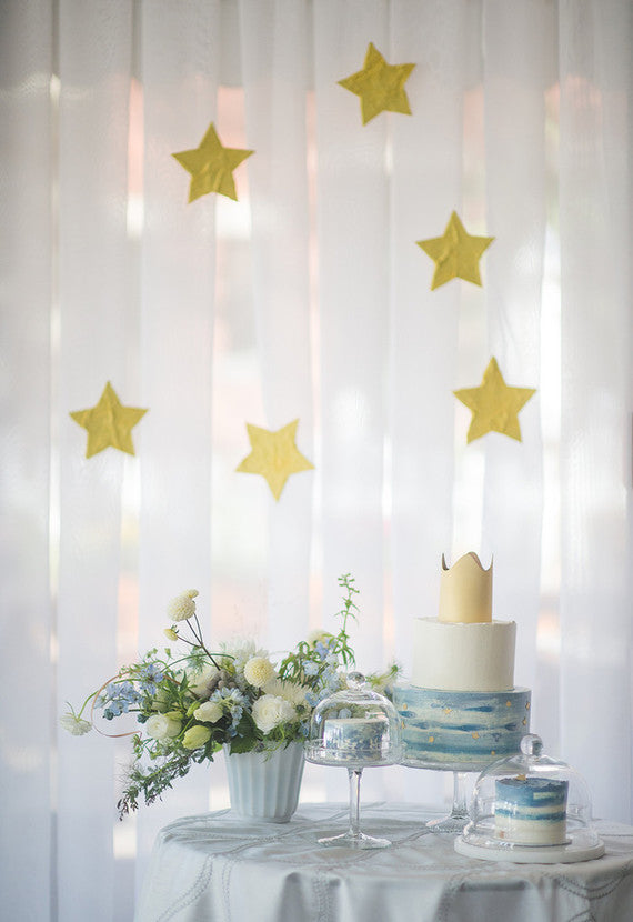 Little Prince | 8 Baby Shower Themes for Boys | Baby Aspen