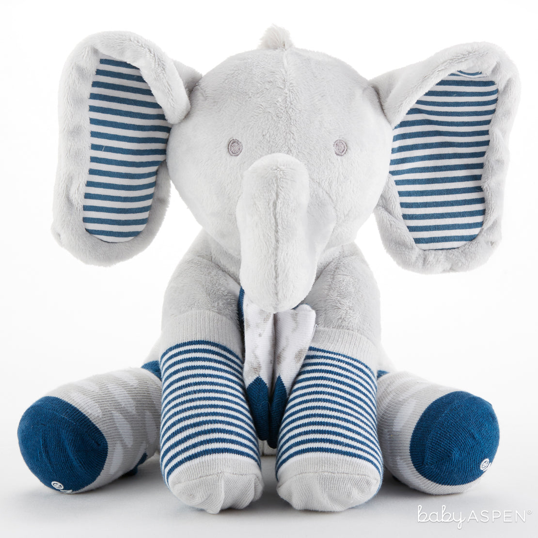 Louie The Elephant | Plush Friends Every Baby Will Love | Baby Aspen