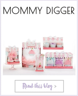 Mommy Digger - Baby Cakes Launch